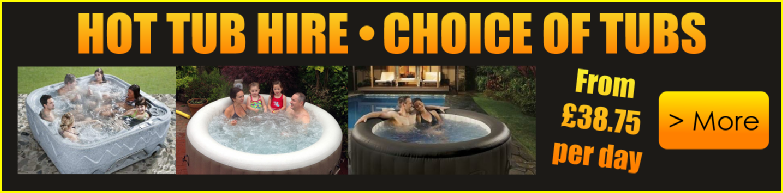 Hire a hot tub in northants, cambridgeshire, bedfordshire, leicestershire