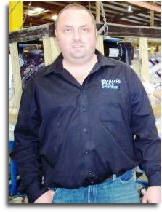 Panache Pools Director Mark Jackson Swimming Pools Spas Hot Tubs
