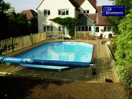 Wooden Pool completed