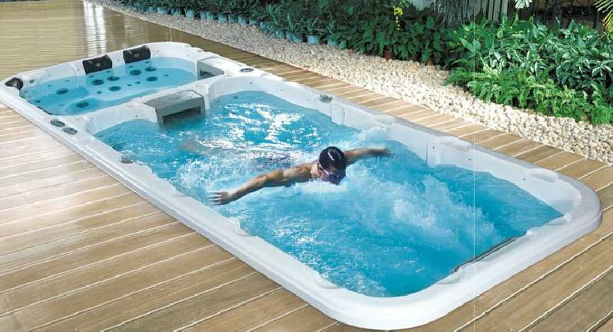 Swim Spas Endless Swimming Panache Pools Northamptonshire